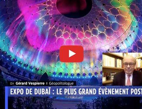 Dubaï : Ouverture de l'Exposition Universelle le 1er octobre – LCI