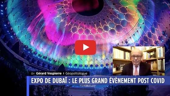 Exposition universelle Dubaï