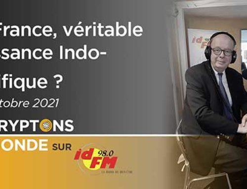 La France, véritable puissance Indo-Pacifique ? IDFM 98