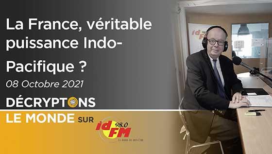 France, puissance Indo Pacifique ?