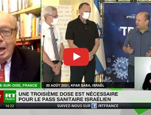 Pass sanitaire et 3e dose en Israël : «Il faut accepter que les stratégies bougent» – RT France