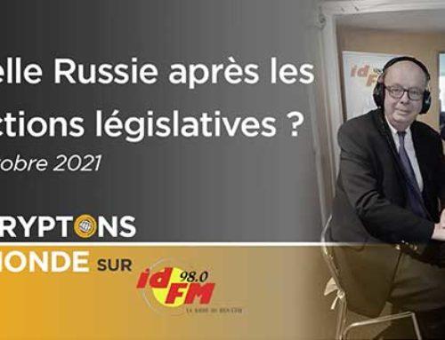 Quelle Russie après les élections législatives ? IDFM98