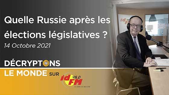 russie élections legislatives